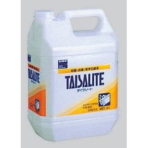 殺菌・消毒用石けん液 タイサリート 4L入