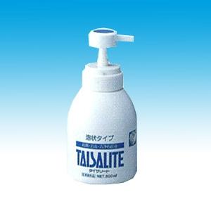 殺菌・消毒用石けん液 タイサリート 泡状ボトル 500ml×2本セット