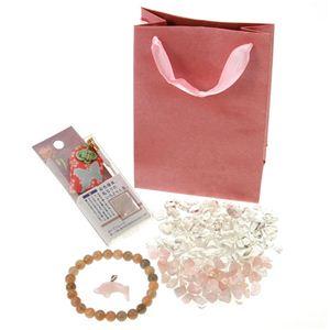 2012年 天然石たっぷり福袋 ピンク