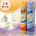 シュッといい香り☆スナッグル フレッシュナースプレー2本組