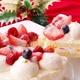 【12月7日で予約終了 2010年クリスマス向け】ブランブリュン 苺のホワイトクリスマス