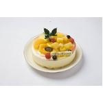 【12月14日で終了 2010年クリスマス向け】ブランブリュン 聖夜のレアチーズケーキ