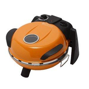 さくさく石窯ピザメーカー FPM-160or オレンジ