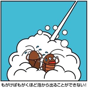 ゴキブリさようなら 3本組