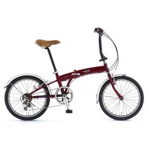 MINI(ミニ) 折り畳み自転車 FDB20(6speed)