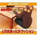 USBあったかクッション