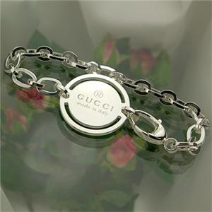 GUCCI(グッチ) ブレスレット 181367 J8400 8106 SV 19cm