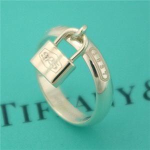 TIFFANY(ティファニー) 1837ロックチャームリング 19352587 8号