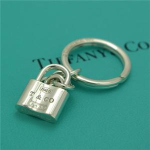 TIFFANY(ティファニー) 1837ロックチャームキーリング 19978982