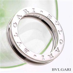check out d2657 4a84b BVLGARI(ブルガリ) WG(ホワイトゴールド) B-ZERO1リング ...