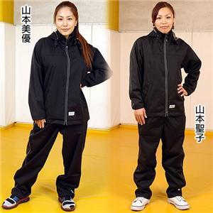 山本郁榮&一力ボクシングジム、コラボレーション、クアトロシェイプスーツ L