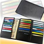 カード48枚収納 200万入るロイヤルVIP財布