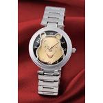 プーさん生誕80周年記念時計 ゴールド