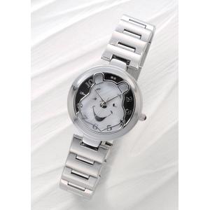 プーさん生誕80周年記念時計 ホワイト