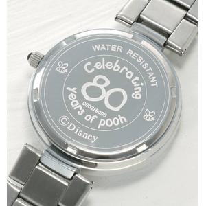 プーさん生誕80周年記念時計