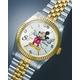 ミッキー80周年記念世界限定メモリアル時計 レディース