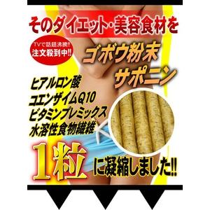 ゴボウ茶よくばり粒 90粒入り 【2個セット】