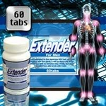 エクステンダーフォーメン☆骨の健康成分 カルシウム・ドロマイト 超濃縮配合の詳細ページへ
