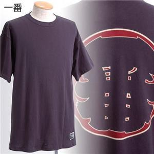抜染浮世絵Tシャツ 一番 L