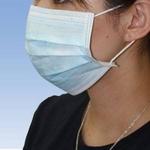 新型インフルエンザ 大人用マスク