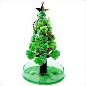 マジッククリスマスツリー グリーン 5個セット