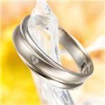 K18/WG ダイヤモンドステディリング 2.5g  23号の詳細ページへ