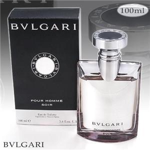 商品写真ブルガリ/BVLGARI プールオム ソワール/100ml