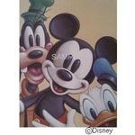 ディズニーアートポスター 友情は永遠に