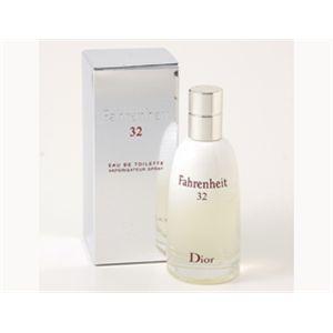 Christian Dior(クリスチャンディオール)ファーレンハイト32  EDTSP50ml