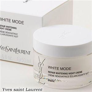 YSL(イヴサンローラン) ホワイトモード ナイトリペアクリーム