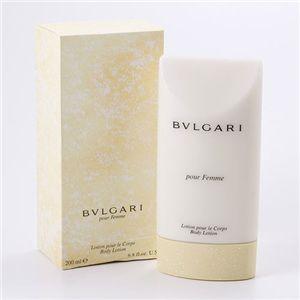 BVLGARI(ブルガリ) ボディミルク ブルガリ プールファム ボディミルク 200ml