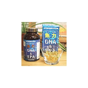 魚力DHA&EPA