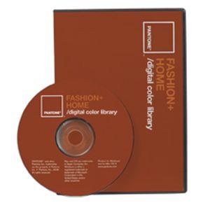PANTONEパントン ファッション&ホーム <br>デジタルカラーライブラリー CDのみ