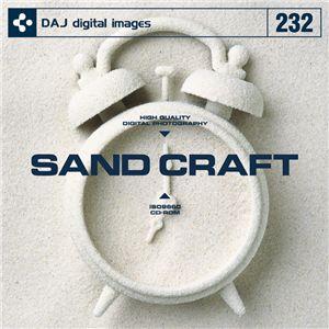 写真素材 DAJ232 SAND CRAFT 【砂のクラフト】