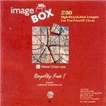 写真素材 IMAGE BOX Vol.12 木目