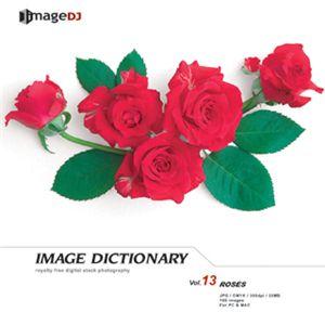 写真素材 imageDJ Image Dictionary Vol.13 薔薇