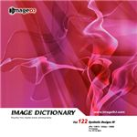 写真素材 imageDJ Image Dictionary Vol.122 合成図案(3)