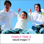 写真素材 naturalimages Vol.14 FAMILY TIME 3