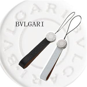 BVLGARI 携帯ストラップ 22176 ホワイト