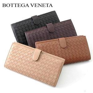 Bottega Veneta(ボッテガヴェネタ)財布 134075-V0013-2040 ダークブラウン(EBANO)