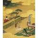 源氏物語千年紀 記念トレシー<br>『橋姫(はしひめ)』