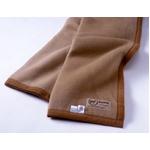 アルパカ100%毛布