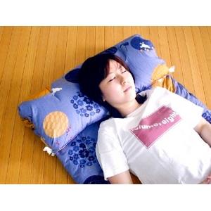 ごろ〜んと寝れるらくらく長座布団3