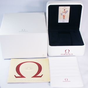OMEGA(オメガ)【限定品】スピードマスター トリノオリンピックモデル 3538 30
