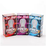 メンズマッハスリー(MEN's MACH3) インパクト・クリスタル・トルネード3種セット