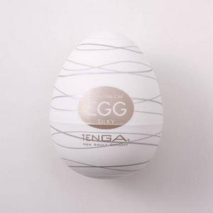 TENGA EGG SILKY[シルキー] 6個セット