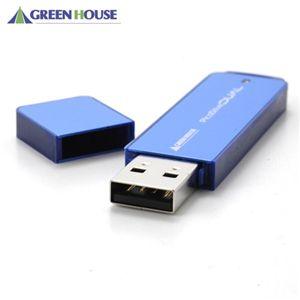 GREENHOUSE ピコドライブデュアル 16GB USBメモリー GH-UFD16GD