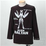 BANDAI バルタン星人Tシャツ 12814281 ブラック L