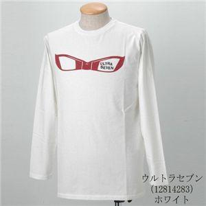 BANDAI ウルトラセブンTシャツ12814283 ホワイト L