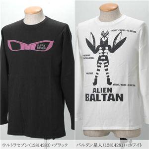 BANDAI ウルトラセブンTシャツ12814283 ブラック L